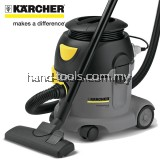 Karcher T10/1Adv Dry Vacuum Cleaner  (1250W/10L)