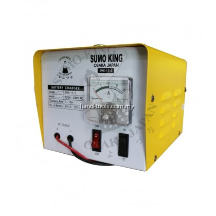 sumo king bc1212 12V Professional Battery Charger