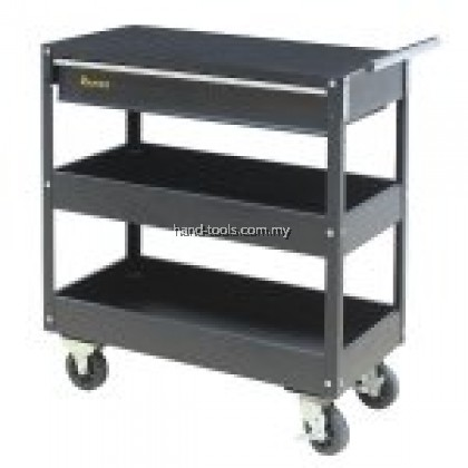 77-ht300 3 LEVEL HEAVY DUTY TOOL CABINET 2 level tray & 1 drawer storage space 737(W) x 668(H) x 383(D)mm