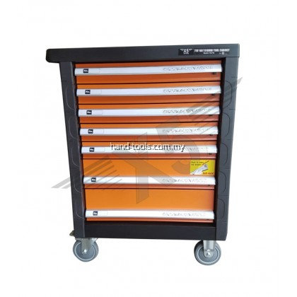 Professional 7 Drawer Tool Cabinet without Tools TRTC770