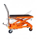 300kgs Hydraulic Lifting Table Cart TRLTC300