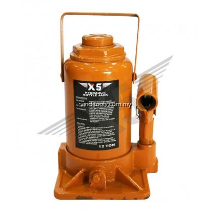 12 TON Bottle Jack - Low  BJ12TL