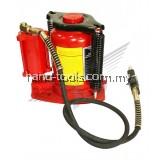 30 ton Pneumatic Hydraulic Bottle Jack TRAHBJ30000