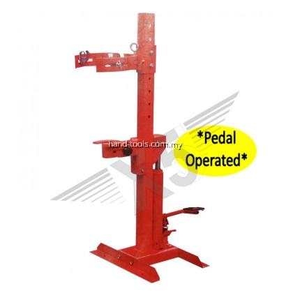 1 TON Coil Spring Compressor-Foot Pedal TRHCSC1