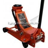 3 TON Low Profile Floor Jack (Double Piston) TRFJLP3TZ