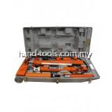 10 TON Hydraulic RAM (Aluminium & Double Pump) TRPHE10TA