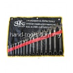 16 pcs Combination Wrench Set (6mm - 32mm) C63216EA