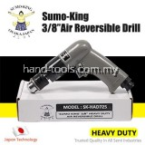 "3/8"" Air Drill (Reversible) HAD725"