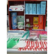First Aid Kit Model MAL339 ABS LARGE