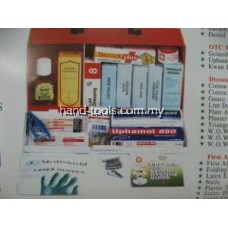 First Aid Kit Model MAM329 ABS MEDIUM