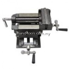 40-SV050 5˝/125MM TWO WAY CROSS SLIDE VISE Use for a firm hold on your metal fabricating or woodworking