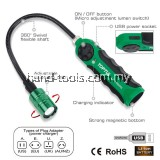 toptul jjat0605 Cordless LED Flexible Inspection Lamp