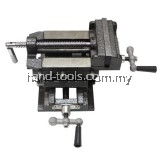 "6""/150MM TWO WAY CROSS SLIDE VISE Use for a firm hold on your metal fabricating or woodworking"