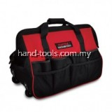 toptul pbw053a TOOL BAG WITH WHEELS AND TELESCOPING HANDLE