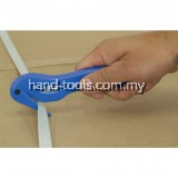 Avon avn5370020k STRETCHFILM AND STRAPPING CUTTER BLUE