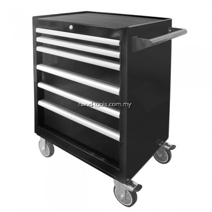 77-ht208 6 Drawers Tool Cabinet With Ball Bearing Slides 676(W) x 769(H) x 472(D)mm