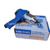"kingtoyo kt-231a 1/2"" Extra Duty Air Impact Wrench"