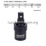 "Sata 34719 1/2"" DR. IMPACT UNIVERSAL JOINT"