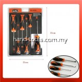Mr. Mark mk-eqp-6036k 6pcs Screwdriver Set / Hand Tools / Philips / Slotted / Bits