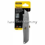 """STANLEY 10-099 CLASSIC 99 RETRACTABLE UTILITY KNIFE 6"""""""