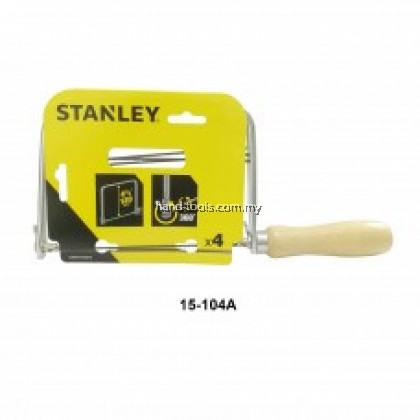stanley 15-104A  4-3/4'' Depth FatMax® Coping Saw