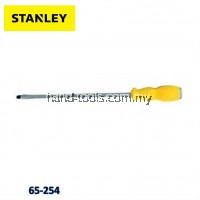 """Stanley 65-254 8mmx8""""(200mm) slotted tank thru screwdriver"""