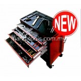 TBR3005BP/146T 5 Drawers Tool Roller Cabinet with 143pcs Tools Set