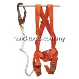 COLEX SHH-399 Full Body Safety Harness C/W Big Hook