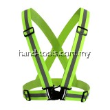 99-sv103 REFLECTIVE SAFETY VEST (ADJUSTABLE BELT)