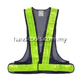 99-SV101 REFLECTIVE SAFETY VEST (MESH FABRIC)