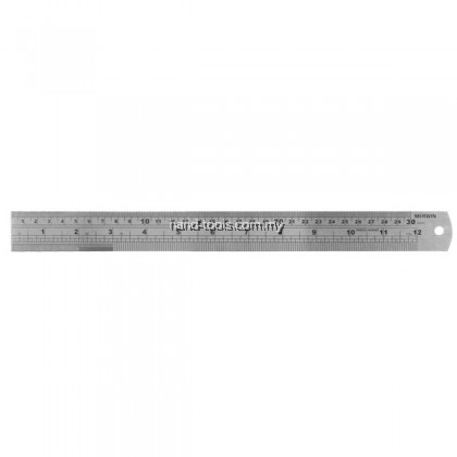 "64-MM940 48"" STAINLESS STEEL RULER"