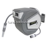 "38-NW100 1/2"" x 10m PORTABLE WATER HOSE REEL (AUTO RETRACTABLE)Include PVC Hose"
