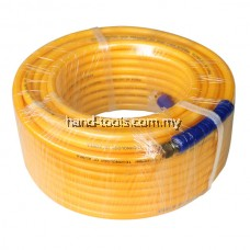 "38-PH443 5/16""X20M HIGH PRESSURE AIR HOSE WITH BRASS FITTING5/16""X20M HIGH PRESSURE AIR HOSE WITH BRASS FITTING"