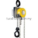 YALELIFT  YL1000 1 TON 360 DEGREE MANUAL CHAIN HOIST