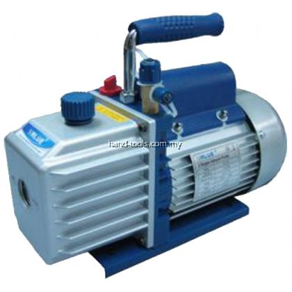 Value VE245 Dual Stage Vacuum Pump 4.5CFM, 128L/min, 1/2HP