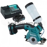 "MAKITA CC301DWME CORDLESS CUTTER 85MM (3-3/8"") (12V CXT SERIES) 2pcs 4.0AH Battery& 1pc Charger"