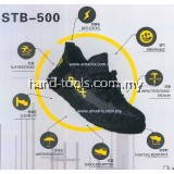 COLEX STB500 FUNCTION INTRODUCTION SAFETY SHOES