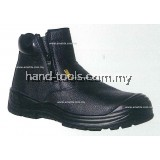 COLEX BPB700 Safety Shoe Zip Mid Cut