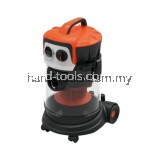 MR.MARK MK-VC6293 100W/15L WET & DRY VACUUM CLEANER