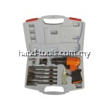 MR.MARK MK-LITE-0523K 9PCS LITE SERIES 190MM AIR HAMMER KIT