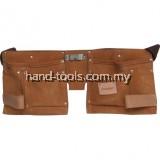 KEN5933500K 10-POCKET 2-LOOP SMALL TOOL & NAIL POUCH