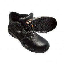 MR.MARK MK-SSS-284N PROTECTOR Genuine Grain Leather Safety Shoes