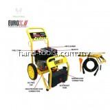 EUROX EHY4001  6.5hp/196cc Engine Type square pump High Pressure Washer 200BAR