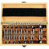 SEN5975670K 15-PCE FORSTNER BIT SET 10-50mm