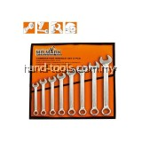 MR.MARK MK-TOL-16110M 8 PCS COMBINATION WRENCH SET 8-22MM