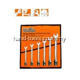 MR.MARK MK-TOL-11183M 6 PCS COMEN BOX SOCKET SET 8-17MM