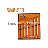 MR.MARK MK-TOL-10104M 6 PCS 45° DOUBLE RING WRENCH SET