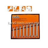 MR.MARK MK-TOL-11104M 8 PCS FLARE NUT WRENCH SET