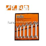 MR.MARK MK-TOL-11106M 6 PCS DOUBLE OPEN END WRENCH SET