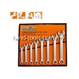 MR.MARK MK-TOL-16109M 8 PCS COMBINATION WRENCH SET